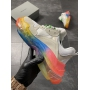 Balenciaga Triple S Clear Sole White Rainbow - Женские Кроссовки