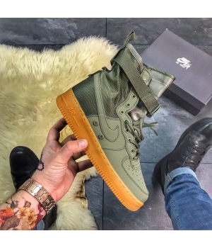 Nike Air Force Special Field Brown - Мужские Кроссовки