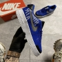 Nike Air Force 1 Low Under Construction Blue - Мужские Кроссовки