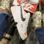 Nike Air Force Just Do It Pack White/Black - Женские Кроссовки