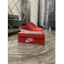 Nike Air Force 1 Low Red White - Мужские Кроссовки