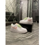 Nike Air Force 1 Low White Pink - Женские Кроссовки