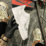 Nike Air Force 1 Low Butterfly - Женские Кроссовки из Кожи