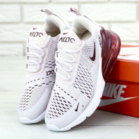 NIKE Air Max 270 Barely Rose  - Женские кроссовки