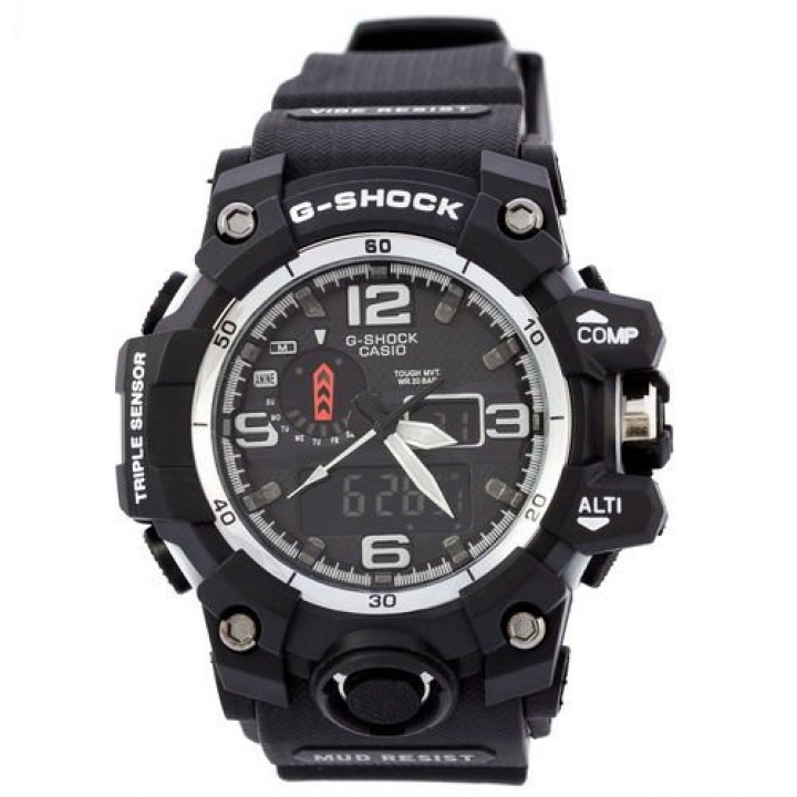 Casio G-Shock GWG-1000 Black-White