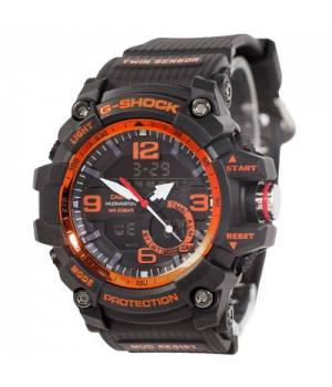 Casio G-Shock GG-1000 Black-Orange