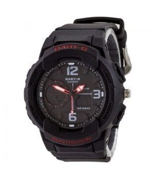Casio Baby G BGA-230 G Black-Red