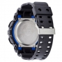 Casio G-Shock AAA GA 100 Black-Blue Autolight