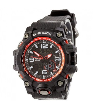 Casio G-Shock GG-1000 Black-Red