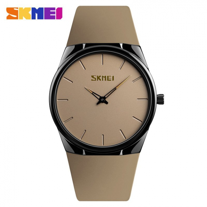 Skmei 1601S Light Brown