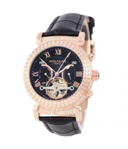Patek Philippe Grand Complications Power Tourbillon Black-Gold-Black