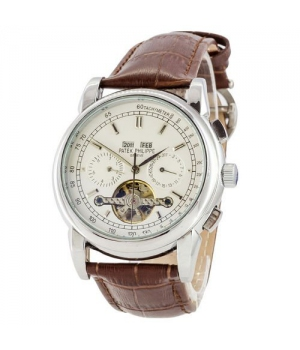 Patek Philippe Tourbillon Grand Complications AA Brown-Silver-White