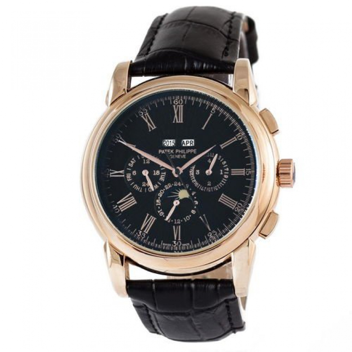 Patek Philippe Grand Complications Rome AA Black-Gold-Black