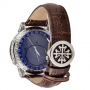 Patek Philippe Grand Complications 5160 Sky Moon Brown-Silver-White
