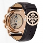 Patek Philippe AAA Black-Gold-Silver