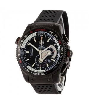 TAG Heuer Grand Carrera Calibre 36 RS Caliper Rubber All Black