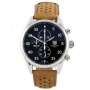 TAG Heuer Carrera 1887 SpaceX Chronograph Brown-Silver-Black