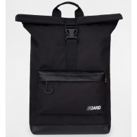 Рюкзак GARD: ROLLTOP I BLACK LEATHER