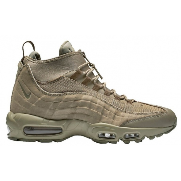 Nike Air Max 95 Sneakerboot Beige Green