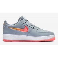 Nike Air Force 1 Low Grey Orange