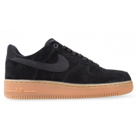 Nike Air Force Low Black Brown