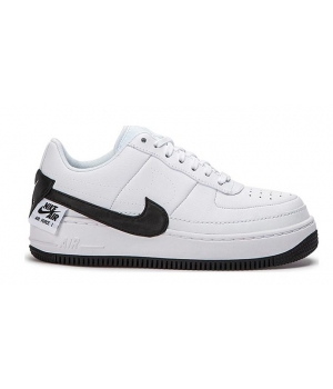 Nike Air Force Low White Black
