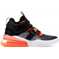 Nike Air Force 270 Black Orange