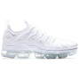 Nike Vapormax TN Plus Triple White