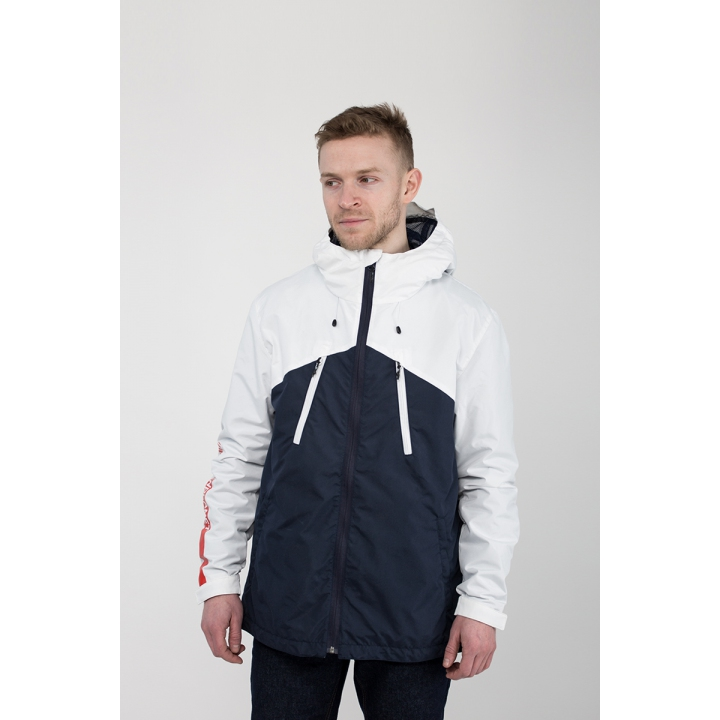 URBAN PLANET RS3 WHT/NVY (ВЕТРОВКА)