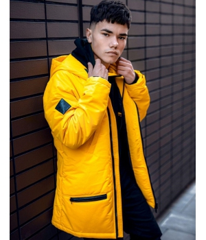 Парка Custom Wear Minimal 2.0 Winter, Yellow